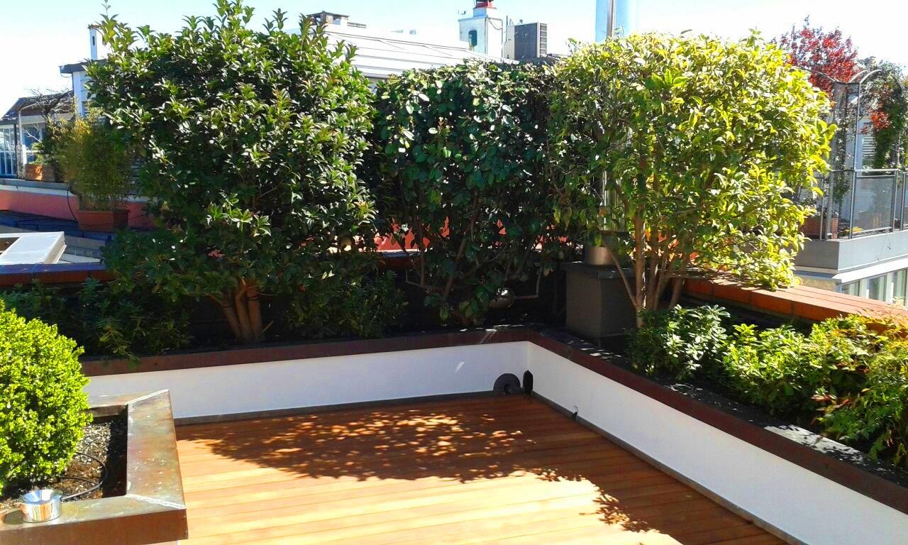Realizzazione manutenzione giardini e terrazzigiardiniere for Accessori per terrazzi e giardini